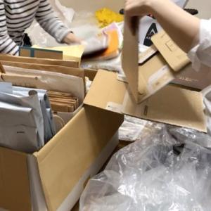【実録☆ビフォーアフター】メルカリ用の梱包資材や、袋がたくさん!本当に必要な量と向き合う(出張お片付け事例)