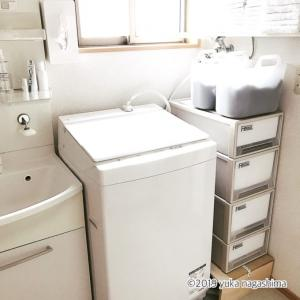 洗濯機、買い換えました!