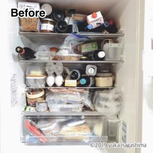 【実録☆ビフォーアフター】見た目と使いやすさを叶える冷蔵庫の収納のコツ(出張お片付け事例)