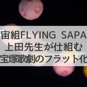 FLYING SAPA~上田久美子先生による宝塚歌劇のフラット化