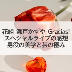 瀬戸かずや「Gracias!」愛と幸せいっぱいのスペシャルライブ(配信の感想)