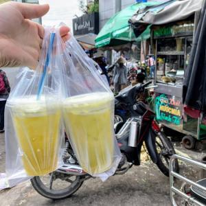 ベトナム一人旅⑭激安!バインミー・さとうきびジュース・チェー