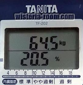#36【目指せ-17kg!40代からのダイエット9月の結果】