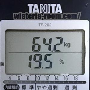 #43【目指せ-17kg!40代からのダイエット4月の結果】