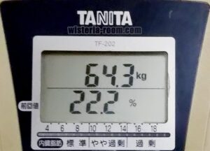 #45【目指せ-17kg!40代からのダイエット6月の結果】