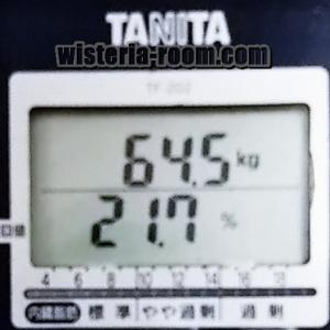 #46【目指せ-17kg!40代からのダイエット7月の結果】