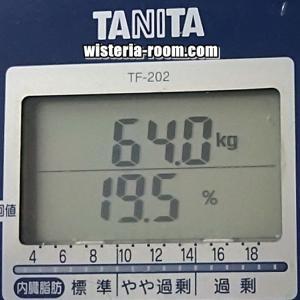 #23【目指せ-17kg!40代からのダイエット8月の結果】