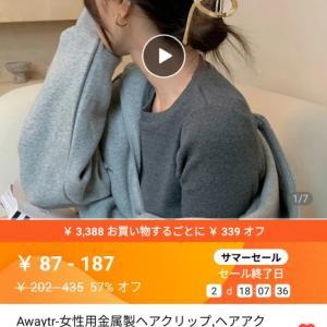 アリで1000円チャレンジ