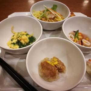 陳さん監修の四川飯店ビュッフェ