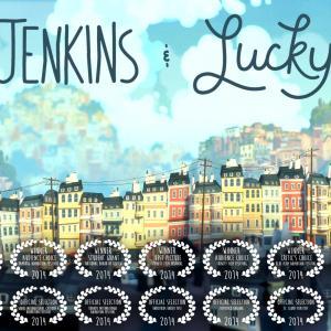 不幸なジェンキンスと幸運なロウが出会ったショートアニメ『Jinxy Jenkins, Lucky Lou』