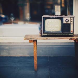 テレビのない暮らし
