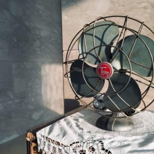 扇風機がある生活の快適さ