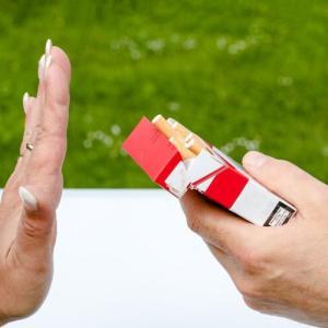 タバコをやめて、10年が経過しました