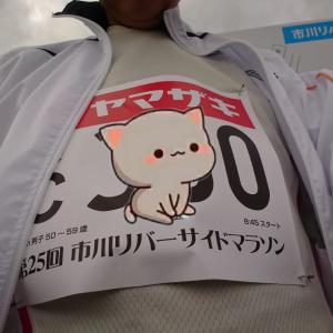 市川リバーサイドマラソン