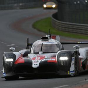 ル・マン24時間レースは中嶋一貴組トヨタ8号車が2連覇