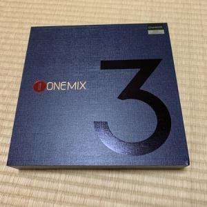 超小型PC OneMix3Sキタ━(・∀・)━!!!!