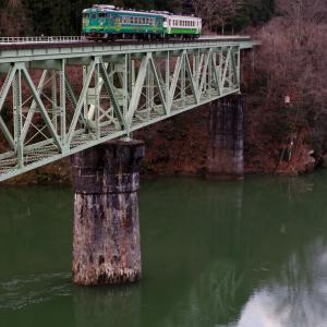 只見線 第2只見川橋梁