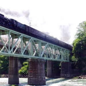 上越線 名鉄道橋梁84選(107)第3利根川橋梁下り線