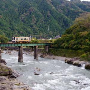 名松線 雲出川橋梁