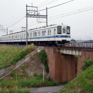東武佐野線 レンガ橋梁