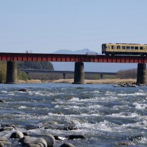 くま川鉄道 球磨川第4橋梁のシンフォニー