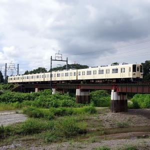 東武越生線 高麗川橋梁