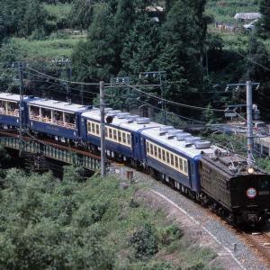 飯田線 なつかしの列車(226)槇原川橋梁のファミリートロッコ
