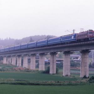 東北本線 なつかしの列車(229)ED75あけぼの号