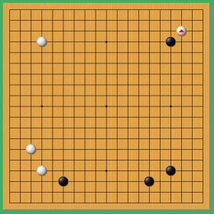 第44期囲碁名人戦 1 !