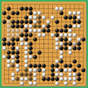 第44期囲碁名人戦 5 !