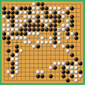 第67期囲碁王座戦五番勝負 1