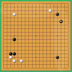 第44期囲碁棋聖戦 2!