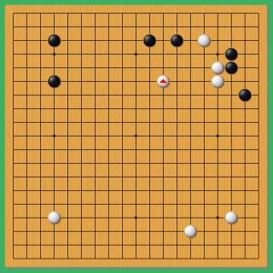 第58期囲碁十段戦1!