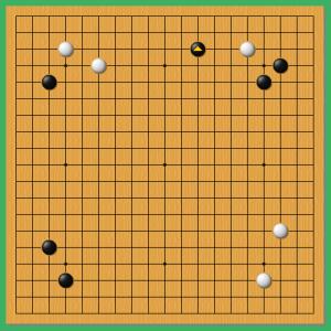 第44期囲碁棋聖戦 6!