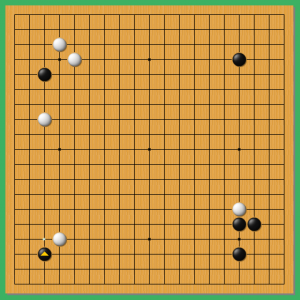 第58期囲碁十段戦2!