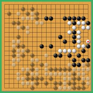 第58期囲碁十段戦 3 !