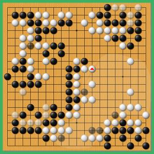 第45期囲碁名人戦 2 !
