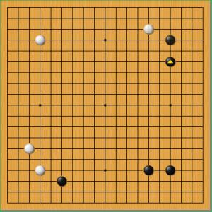 第43期囲碁棋聖戦 5!