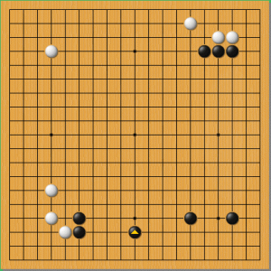 第43期囲碁棋聖戦 7!