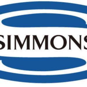 SIMMONSのマットレス購入
