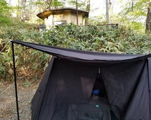 あなたは風が強くても平気!? 県営赤城山キャンプ場でキャンプを断念したっス(T_T)