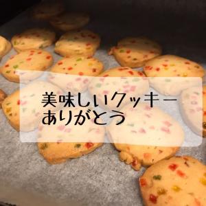 クッキーもお任せコース