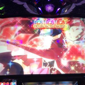 【まどマギ叛逆】青紫赤スタートの大チャンスで弱チェリーが仕事をして悪魔ほむらゾーン突入!?