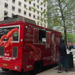 ニューヨークの人気フードトラック
