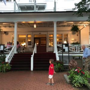 大統領御用達・250年前のレストランへ