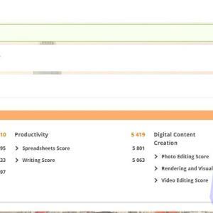 投稿のお知らせ ノートPC Dell Inspiron 13 7380レビュー(5) 性能測定と