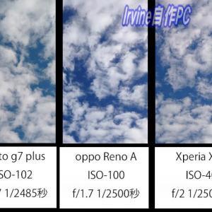 投稿のお知らせ OPPO Reno Aで使う楽天MNO(5) カメラ1