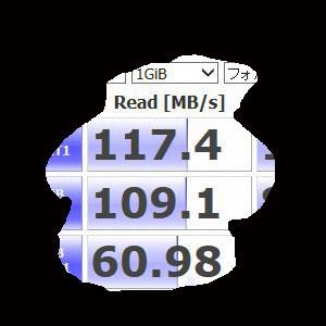 投稿のお知らせ 自作NASサーバNAS4Freeの容量拡張(9) 性能測定