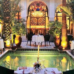 憧れのモロッコ風ガーデン♡ イングリッシュもフレンチも素敵だけど⸝⸝⸝˘◡˘♡
