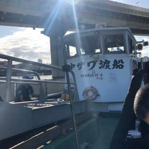 リベンジ♪ タチウオ釣り♪ in 関電波止 ヤザワ渡船